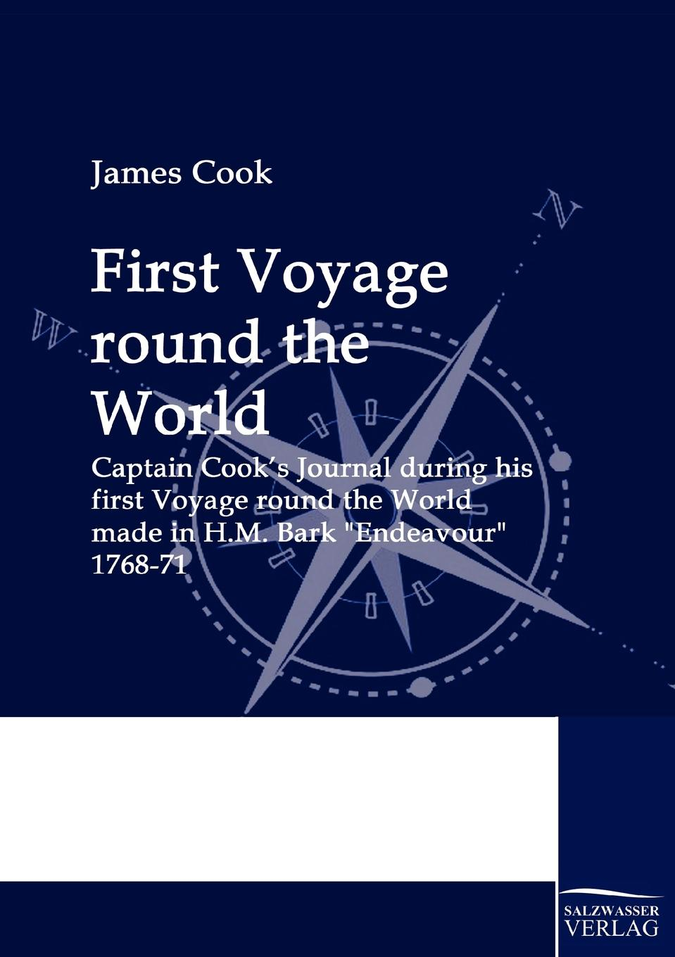 James Cook First Voyage round the World