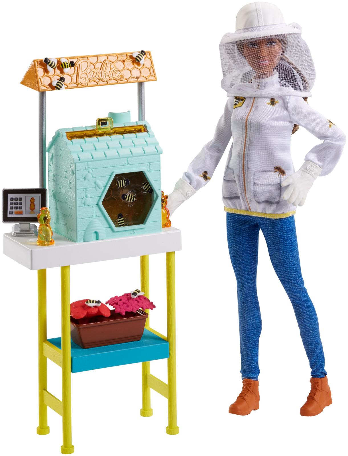 Barbie Игровой набор Пчеловод