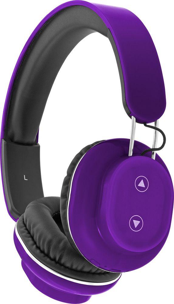 Наушники Interstep Touch SBH-350, фиолетовый цена