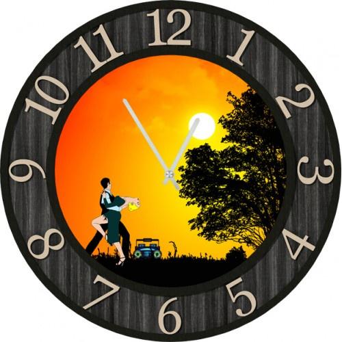 Настенные часы Kitch Clock 3502199 настенные часы kitch clock 4001049