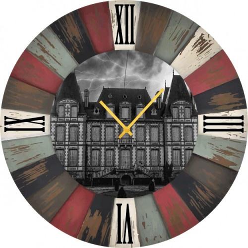 Настенные часы Kitch Clock 3502219 настенные часы kitch clock 4001049