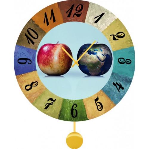 Настенные часы Kitch Clock 3512257 настенные часы kitch clock 4001049