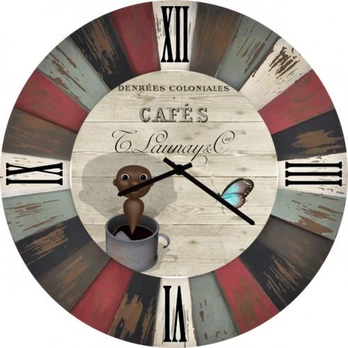 Настенные часы Kitch Clock 3002263 настенные часы kitch clock 4001049