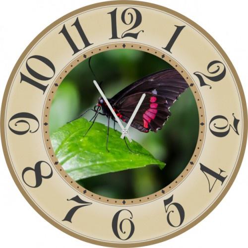 Настенные часы Kitch Clock 3502287 настенные часы kitch clock 4001049