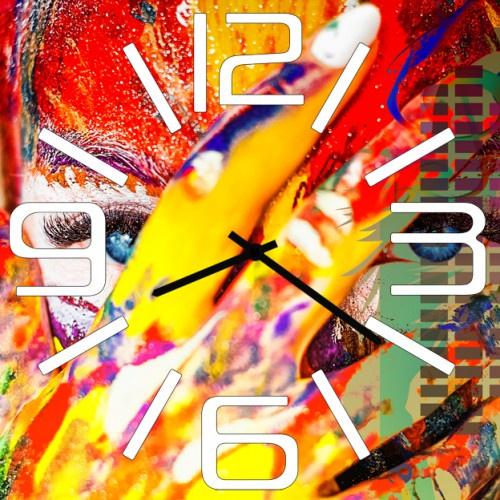Настенные часы Kitch Clock 3502289 настенные часы kitch clock 4001049