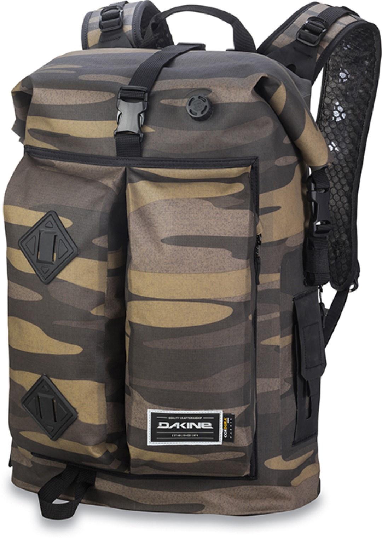 Рюкзак DAKINE DAKINE-10001251, черный dakine рюкзак dakine capitol pack toucan 23 л