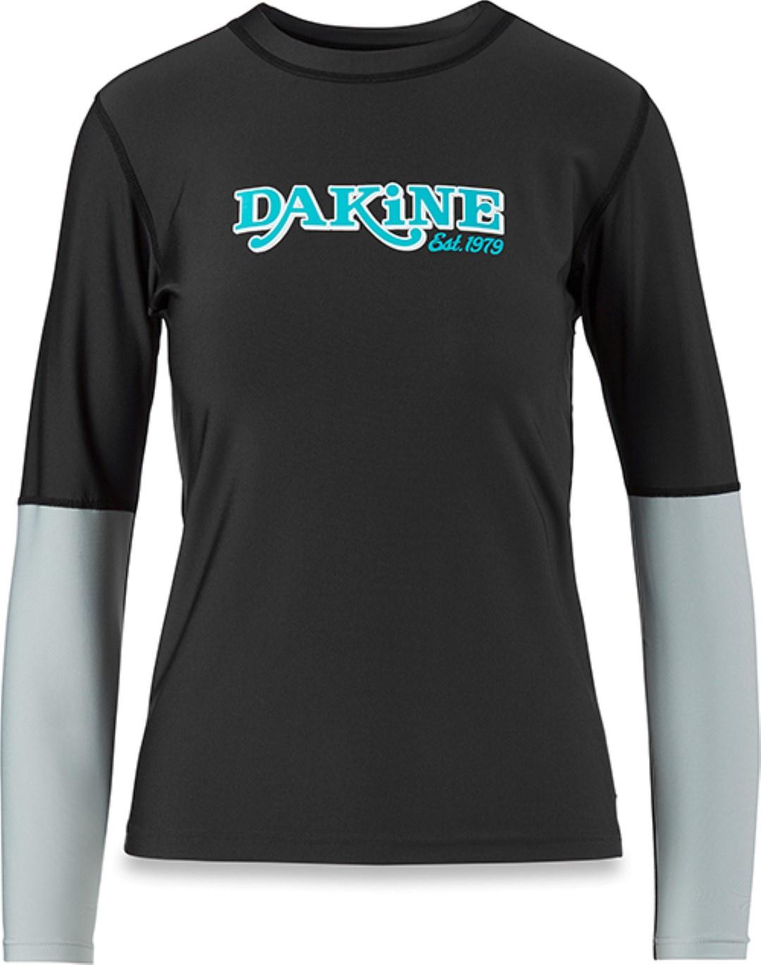 Гидрокостюм DAKINE DAKINE-10001675, черный лонгслив мужской reebok re ls tee цвет черный du4298 размер s 46