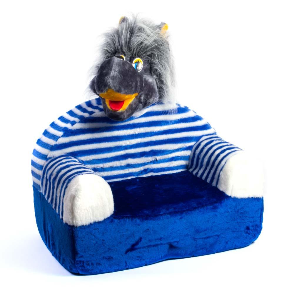 Детское кресло Волк Нижегородская игрушка См-142-Р-15