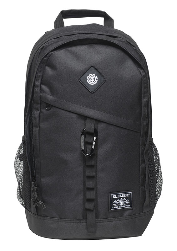 Рюкзак ELEMENT ELEMENT-F5BPA6, черный boss bpk 12 d73