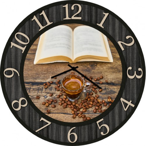 Настенные часы Kitch Clock 3502281 настенные часы kitch clock 4001049