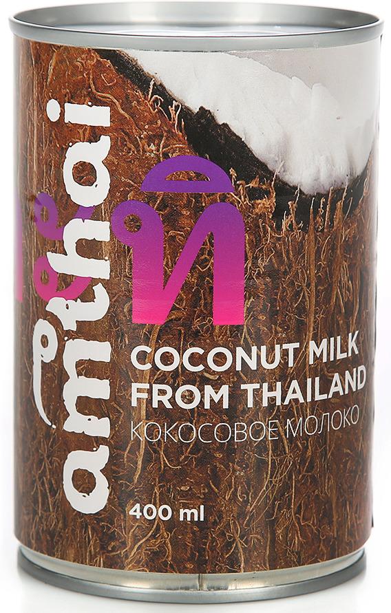 цена на Кокосовое молоко Amthai, 400 мл