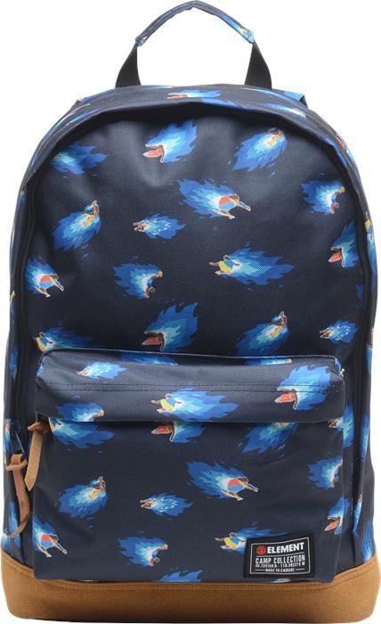 Рюкзак ELEMENT ELEMENT-N5BPA7, синий boss bpk 12 d73