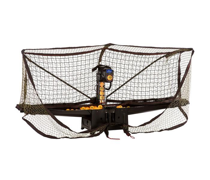 Набор для настольного тенниса Donic-Schildkrot DONIC NEWGY ROBO PONG 2055, коричневый