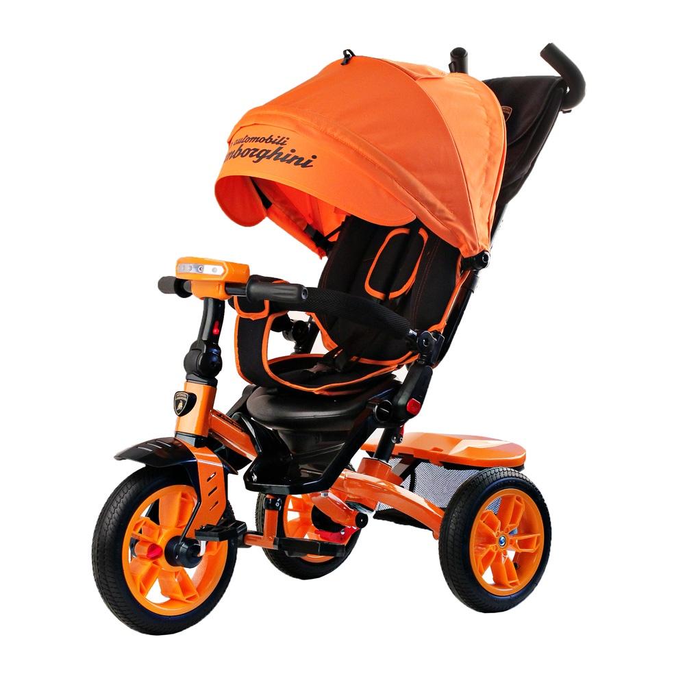 Велосипед Lamborghini Egoist, оранжевый