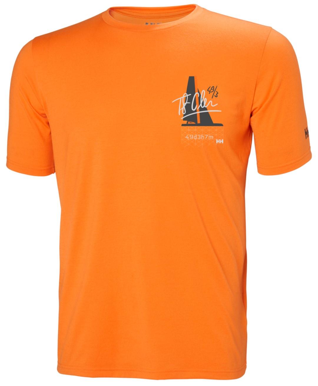 Футболка Helly Hansen футболка мужская nike dry legend training t shirt цвет черный 909350 060 размер xl 52 54