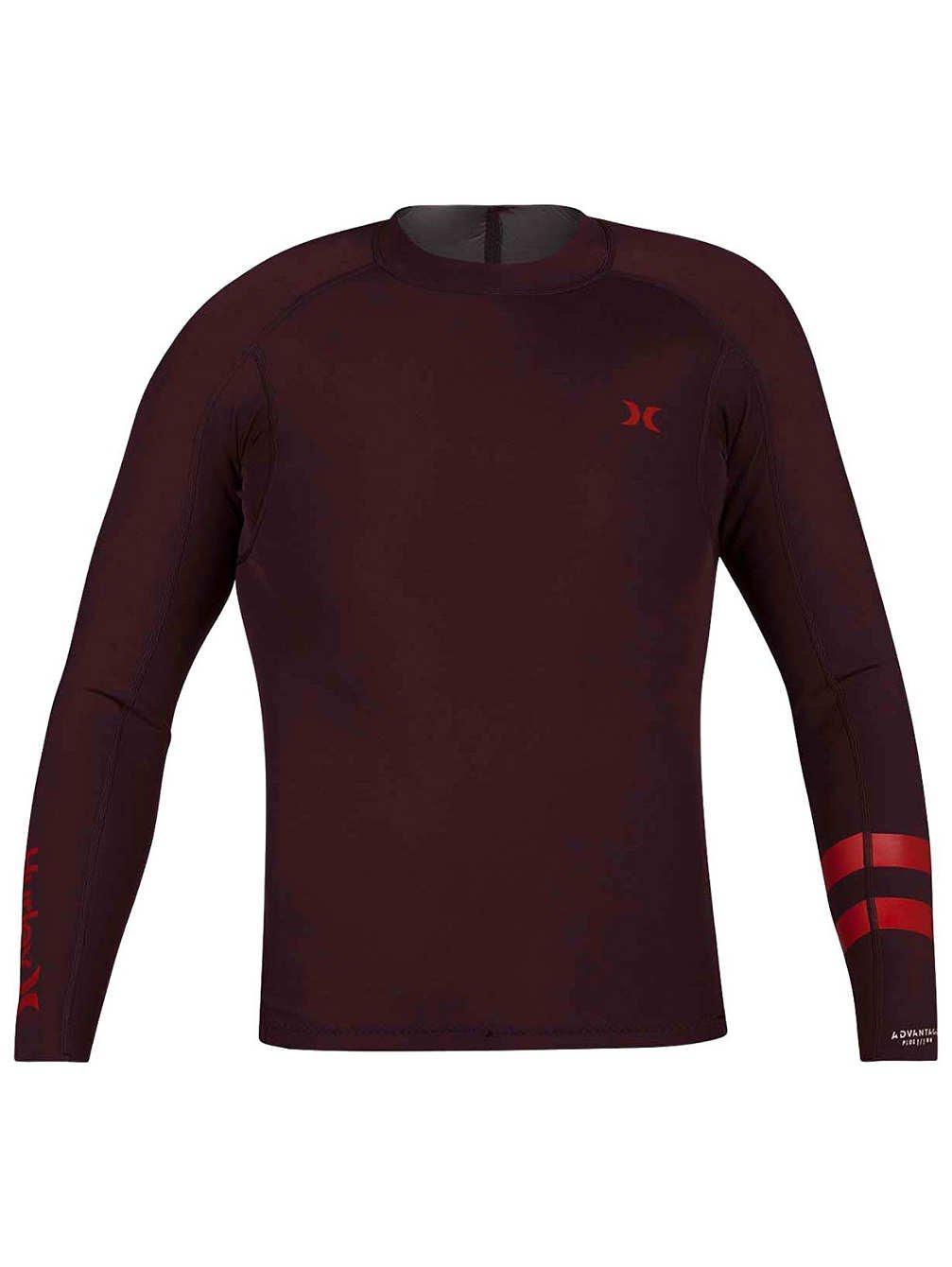 Гидрокостюм HURLEY HURLEY-890920, черный куртка мужская reebok od dwnlk jckt цвет черный d78631 размер m 50