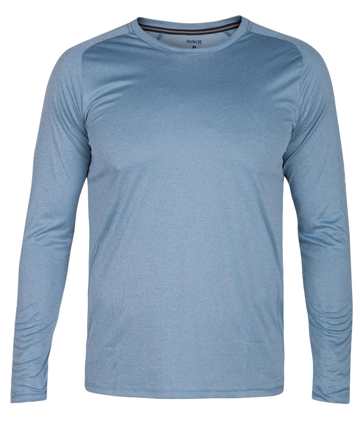 Гидрокостюм HURLEY HURLEY-928186, черный лонгслив мужской adidas prism ls tee m цвет голубой dq1899 размер m 48 50