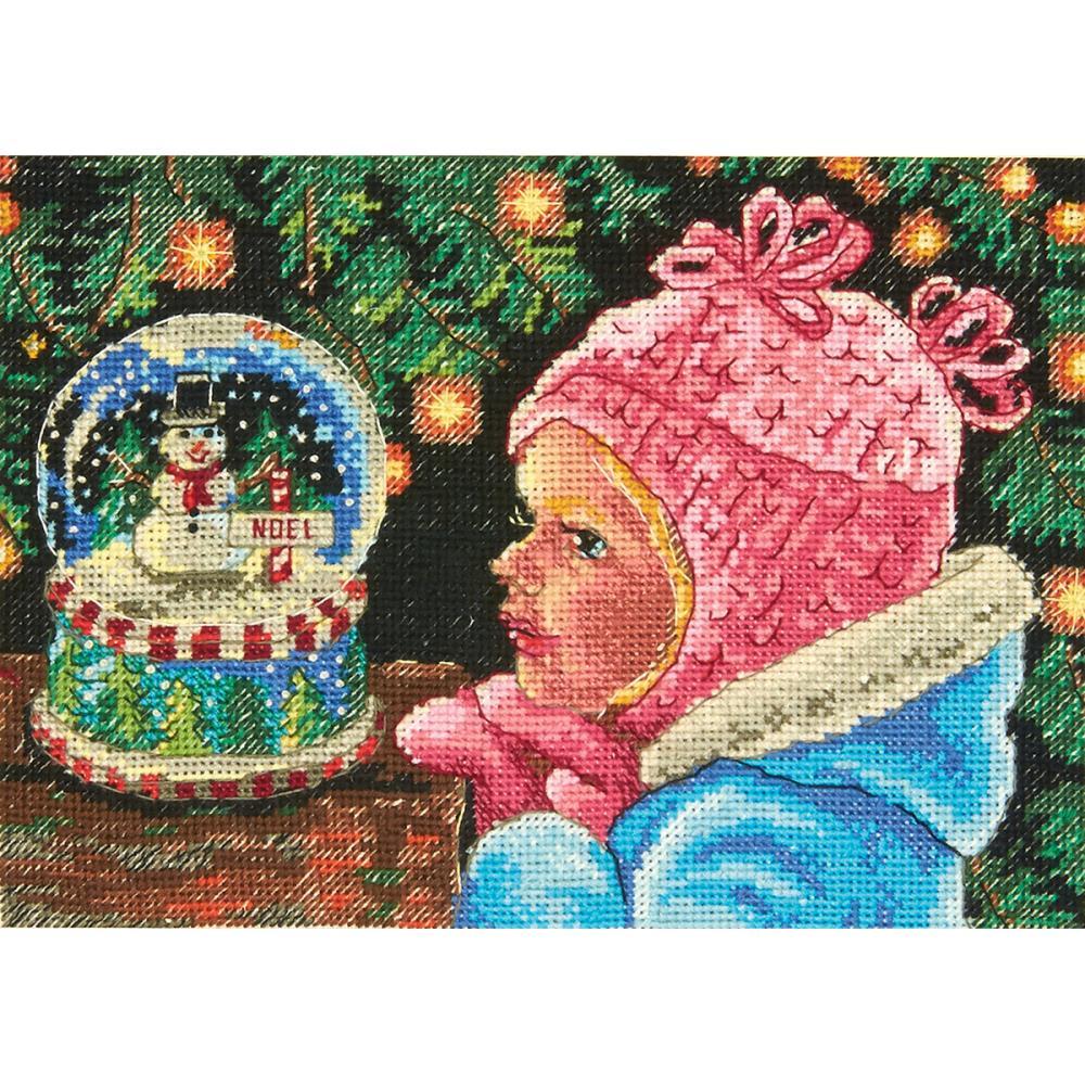 Набор для вышивания Dimensions Christmas Wishes christmas wishes