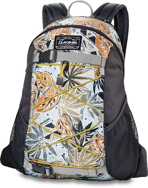 Рюкзак DAKINE DAKINE-08130060, черный dakine рюкзак dakine capitol pack toucan 23 л