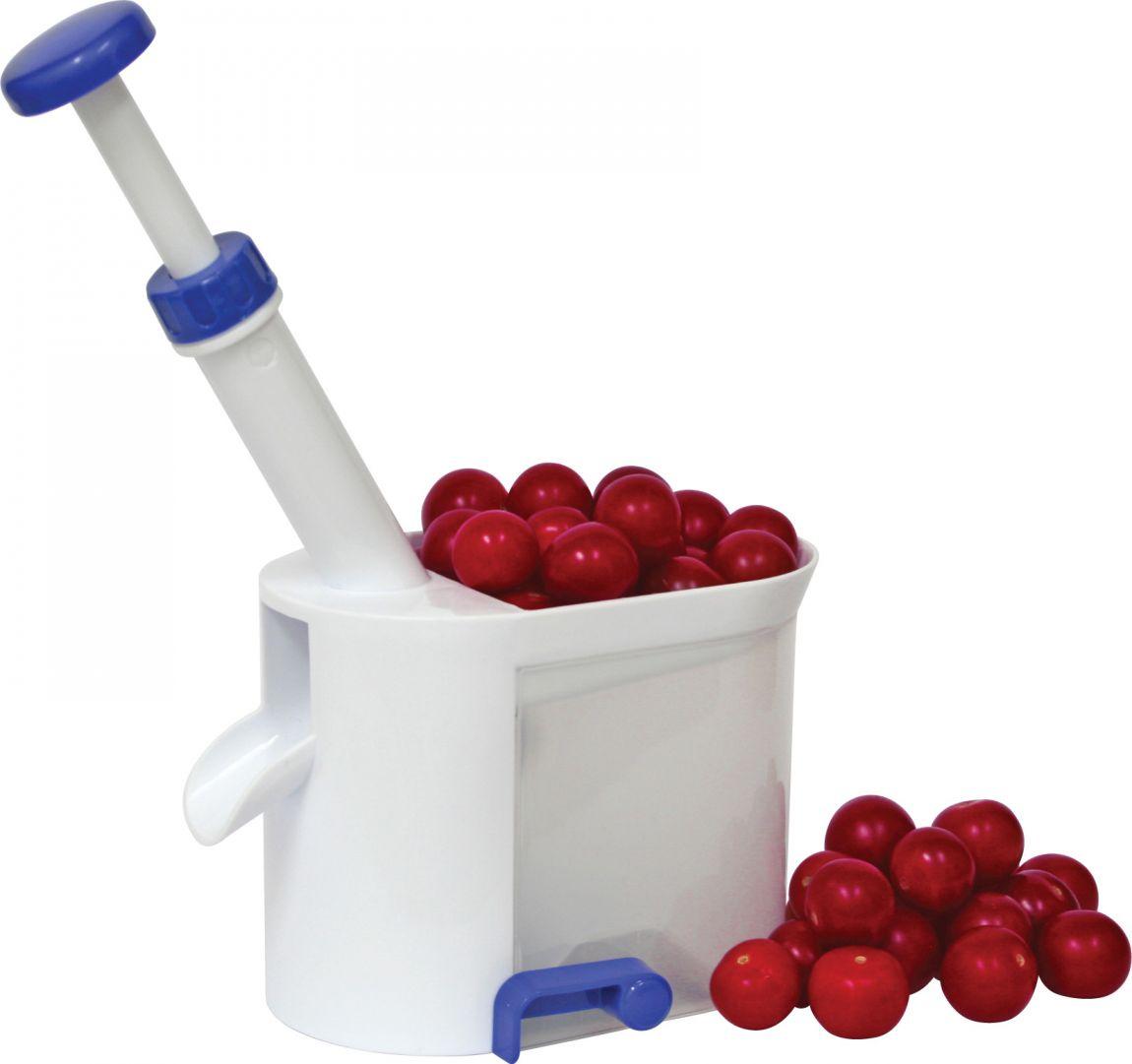 Отделитель косточек Машинка для удаления косточек, белый отделитель вишневых косточек rainstahl цвет белый красный