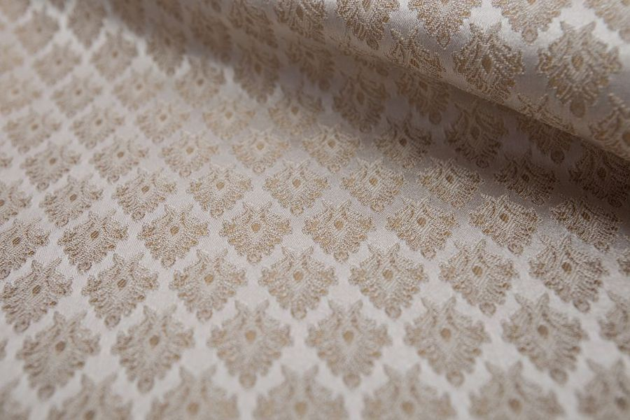 Ткань Текстиль Плюс Мебельная ткань Ekaterina losange gold туризм 02 мебельная ткань
