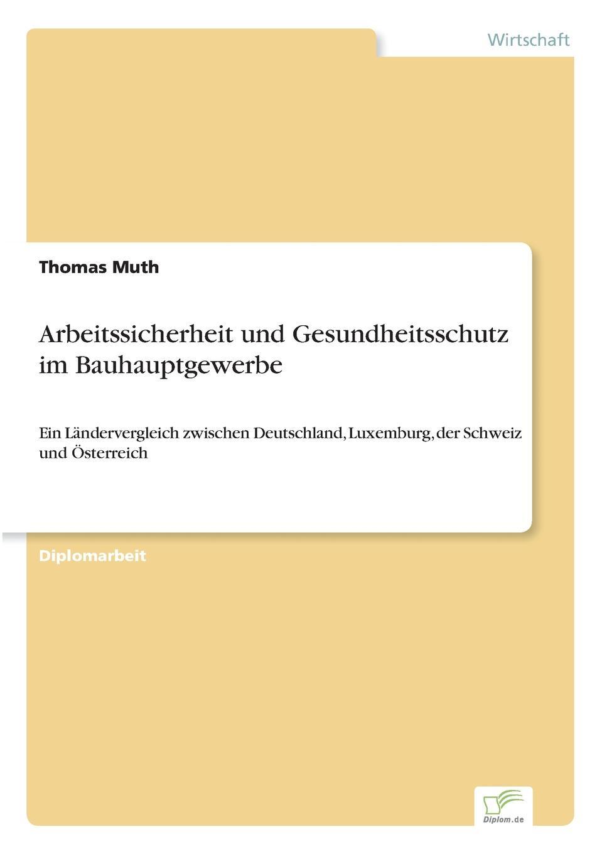 Thomas Muth Arbeitssicherheit und Gesundheitsschutz im Bauhauptgewerbe victoria mahnke nutzung der geothermie in deutschland und deren umsetzung im geographieunterricht