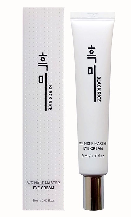 Увлажняющий крем от морщин вокруг глаз Black Rice Wrinkle Master Eye Cream Black Rice