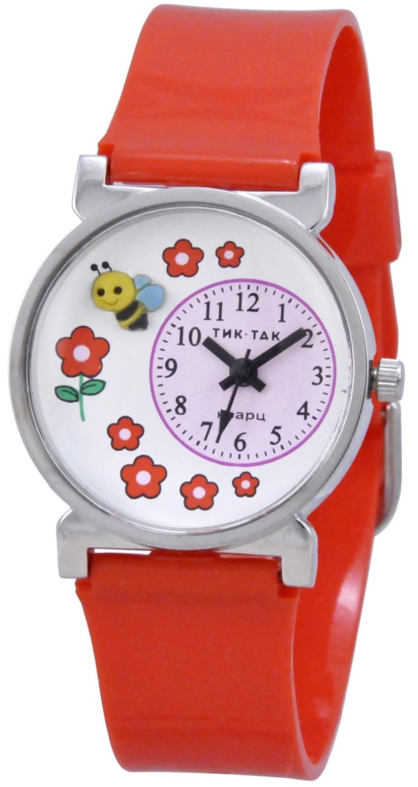 Наручные часы Тик-Так Н103-1 пчелка цена и фото