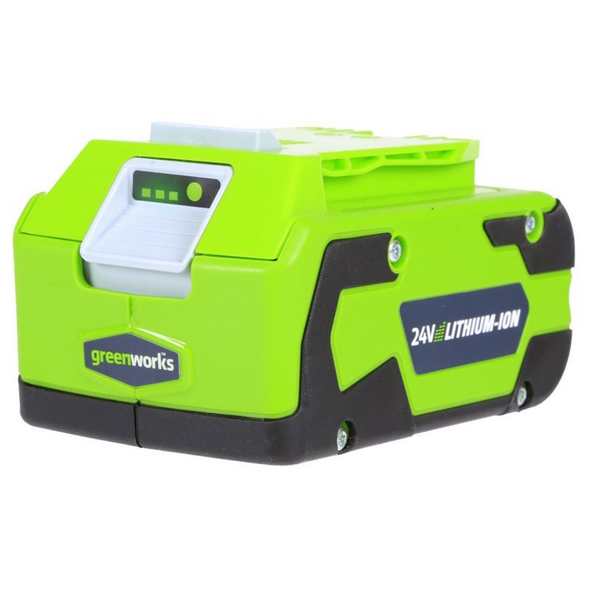 Аккумулятор для инструмента Greenworks G24B4 24V, 4 А.ч аккумулятор для инструмента greenworks g60b4 60v 4 а ч