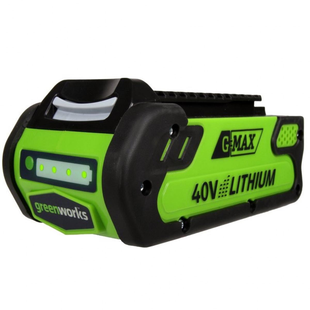 Аккумулятор для инструмента Greenworks G40B2 40V, 2 А.ч