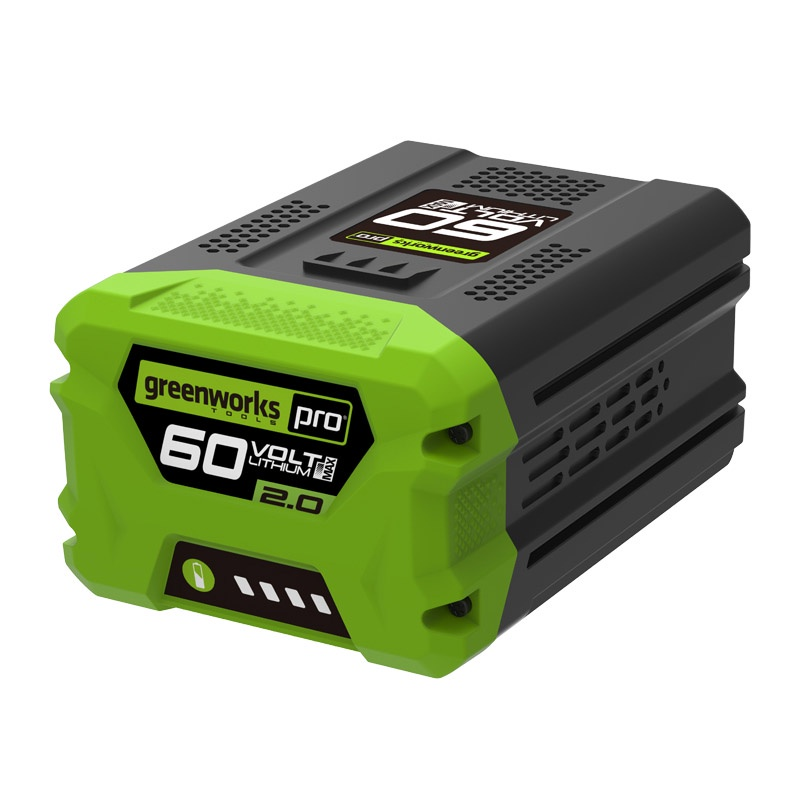 Аккумулятор для инструмента Greenworks G60B2 60V, 2 А.ч