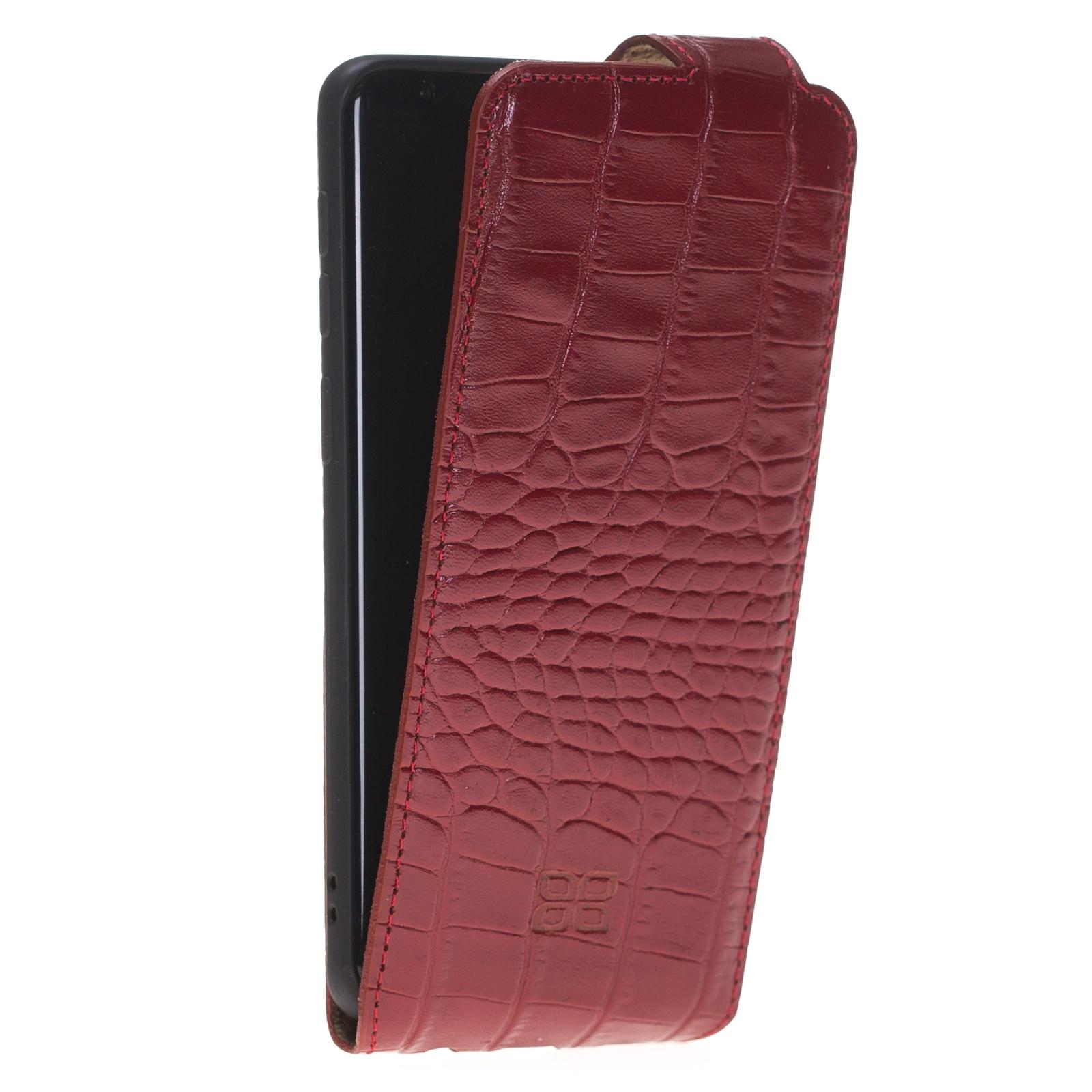 Чехол для сотового телефона Bouletta для Samsung S9 FlipCase, бордовый