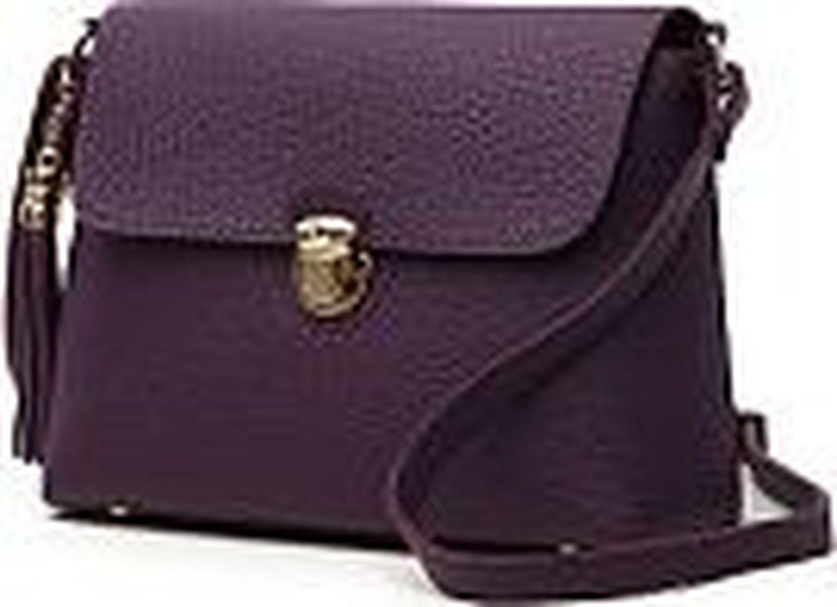 Сумка женская DDA, CR-1279 WT, фиолетовый цена