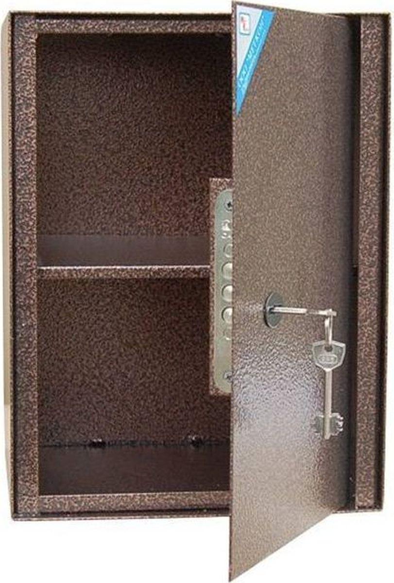 Шкаф мебельный Меткон ШМ-5К, медь, 40 х 30 х 30 см