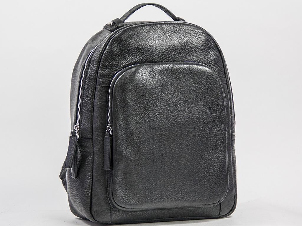 Рюкзак GIULIANI ROMANO 2235-10-VG, черный цена и фото