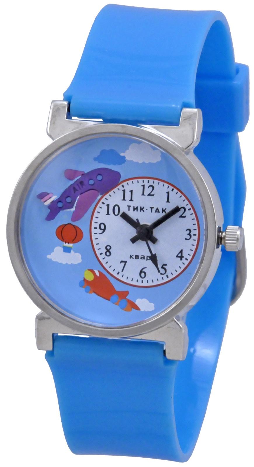 Наручные часы Тик-Так Н103-1 самолет цена и фото