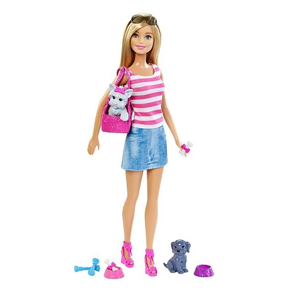 Фото - Игровой набор с куклой Barbie 72368 аксессуары для mp3 плееров