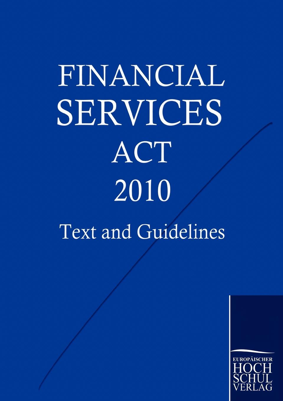Financial Services Act 2010 sector specific regulation in the telecommunication market