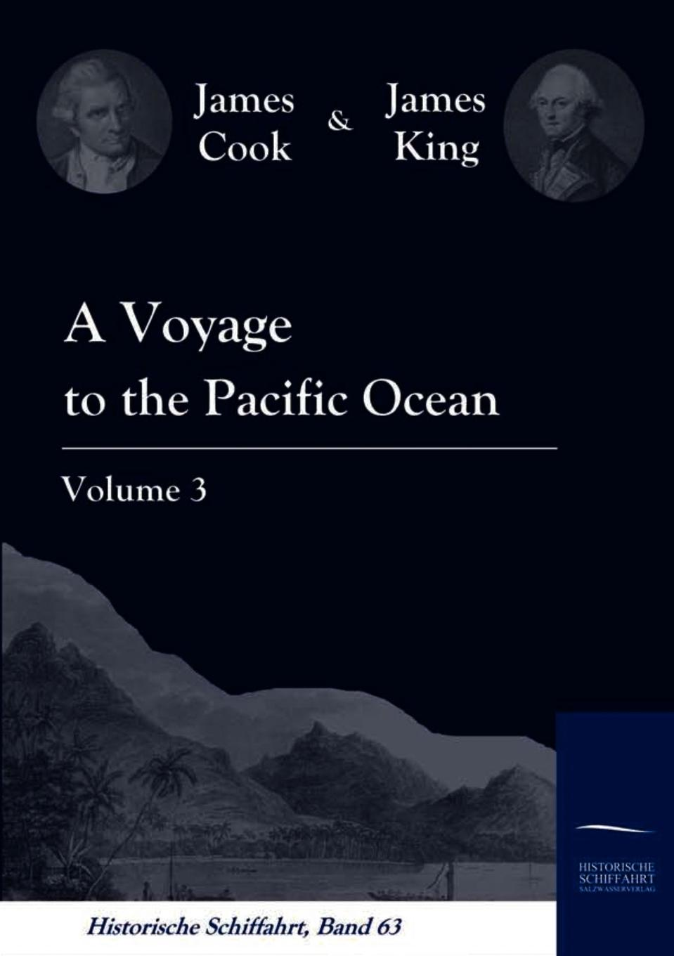 James Cook, James King A Voyage to the Pacific Ocean Vol. 3 цена в Москве и Питере