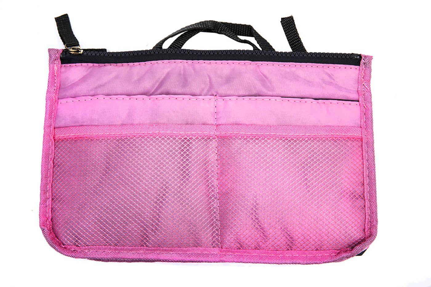 Сумка-органайзер Bradex TD 0505, розовый аксессуар органайзер bradex сумка в сумке grey td 0339
