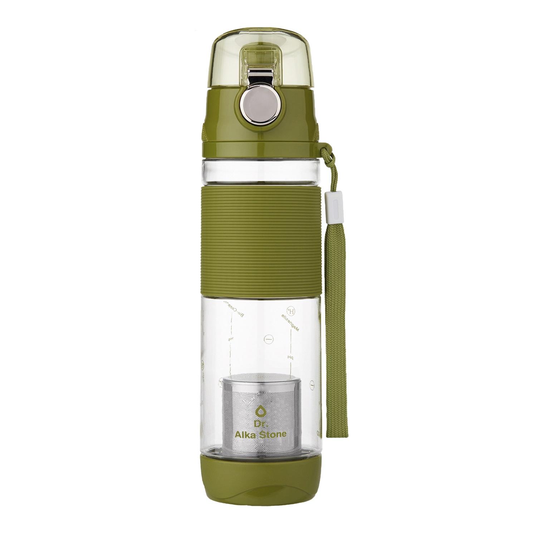 Средство для смягчения воды Dr.Alkastone Колба Аква обогатитель 600 мл, зеленый, 340