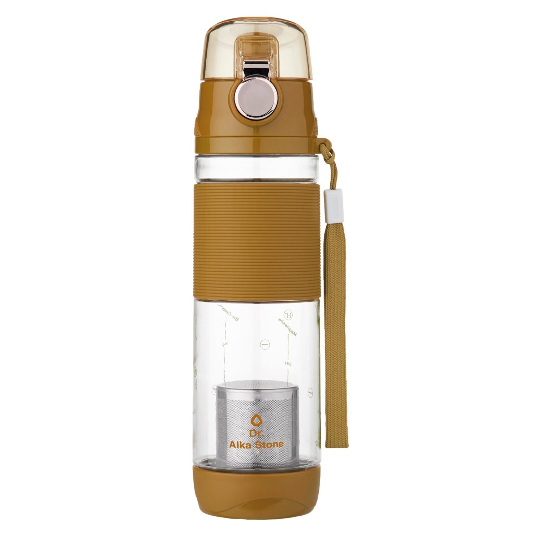 Средство для смягчения воды Dr.Alkastone Колба Аква обогатитель 600 мл, коричневый, 340