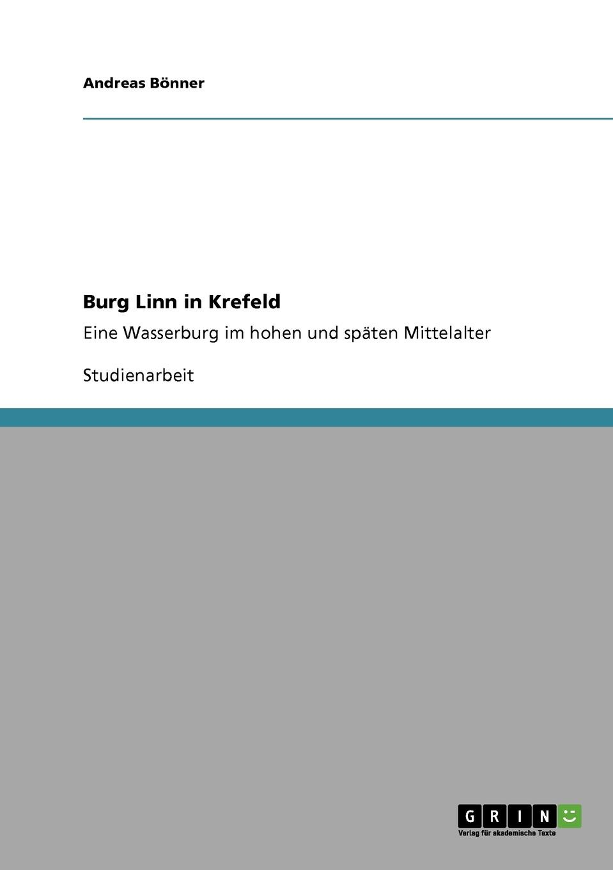 Andreas Bönner Burg Linn in Krefeld linn akurate 225 cherry