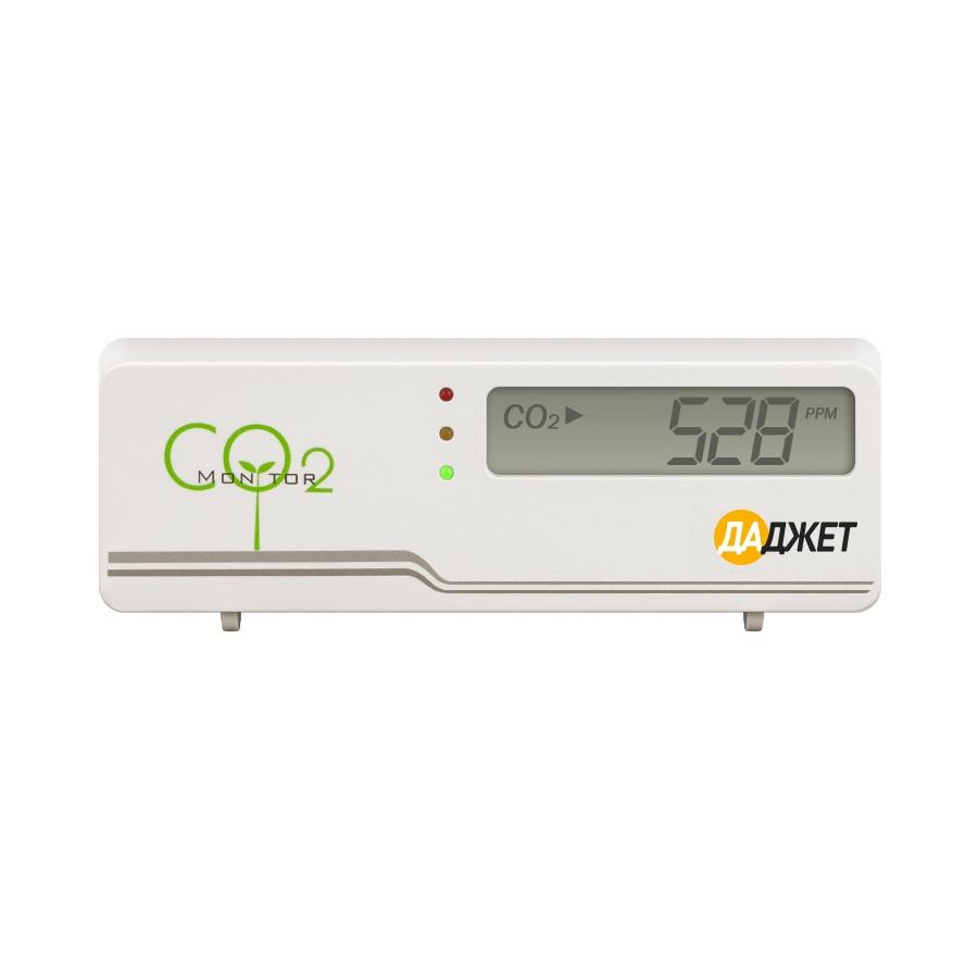Нитрат/Экотестер Даджет Детектор углекислого газа MT8057S, белый
