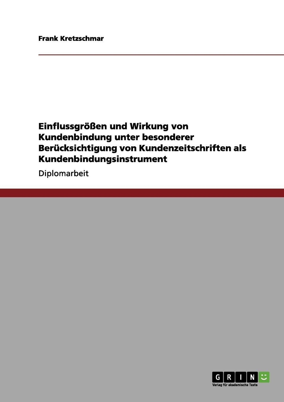 Frank Kretzschmar Einflussgrossen Und Wirkung Von Kundenbindung jasmin henneberger wo liegen die ursachen von stress und wie kann die kunsttherapie zur genesung beitragen
