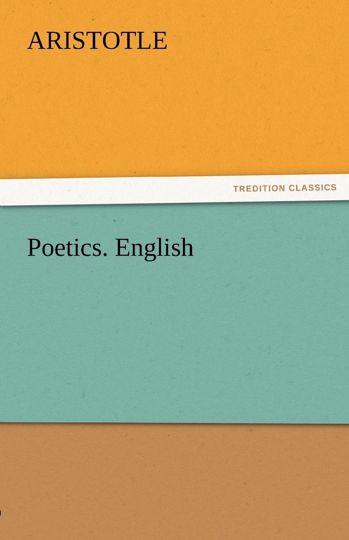 Аристотель Poetics. English