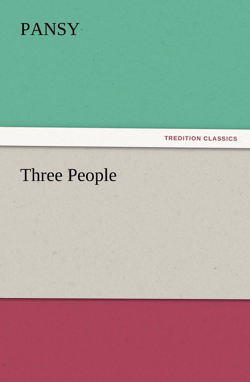 Pansy Three People