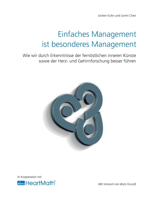 Einfaches Management ist besonderes Management
