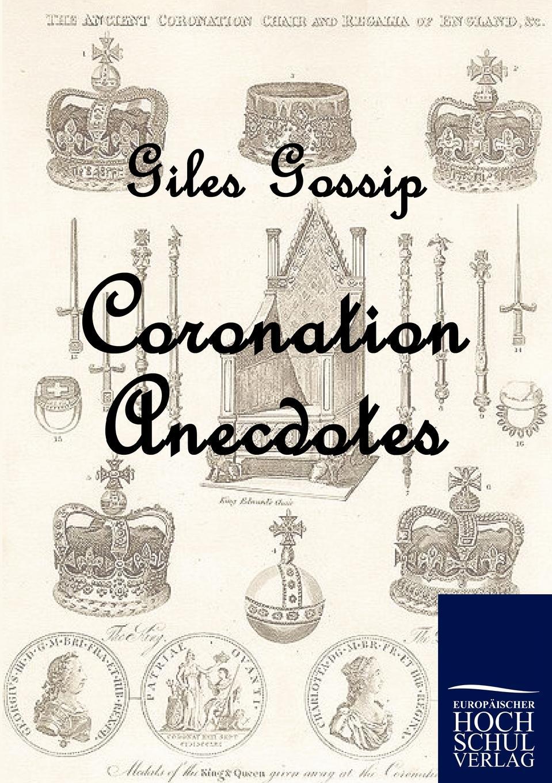 Giles Gossip Coronation Anecdotes цена и фото