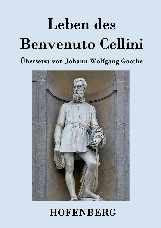 где купить Benvenuto Cellini Leben des Benvenuto Cellini, florentinischen Goldschmieds und Bildhauers по лучшей цене